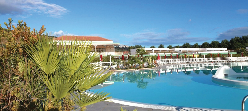 CLUB ESSE SUNBEACH RESORT GOLFO DI SQUILLACE