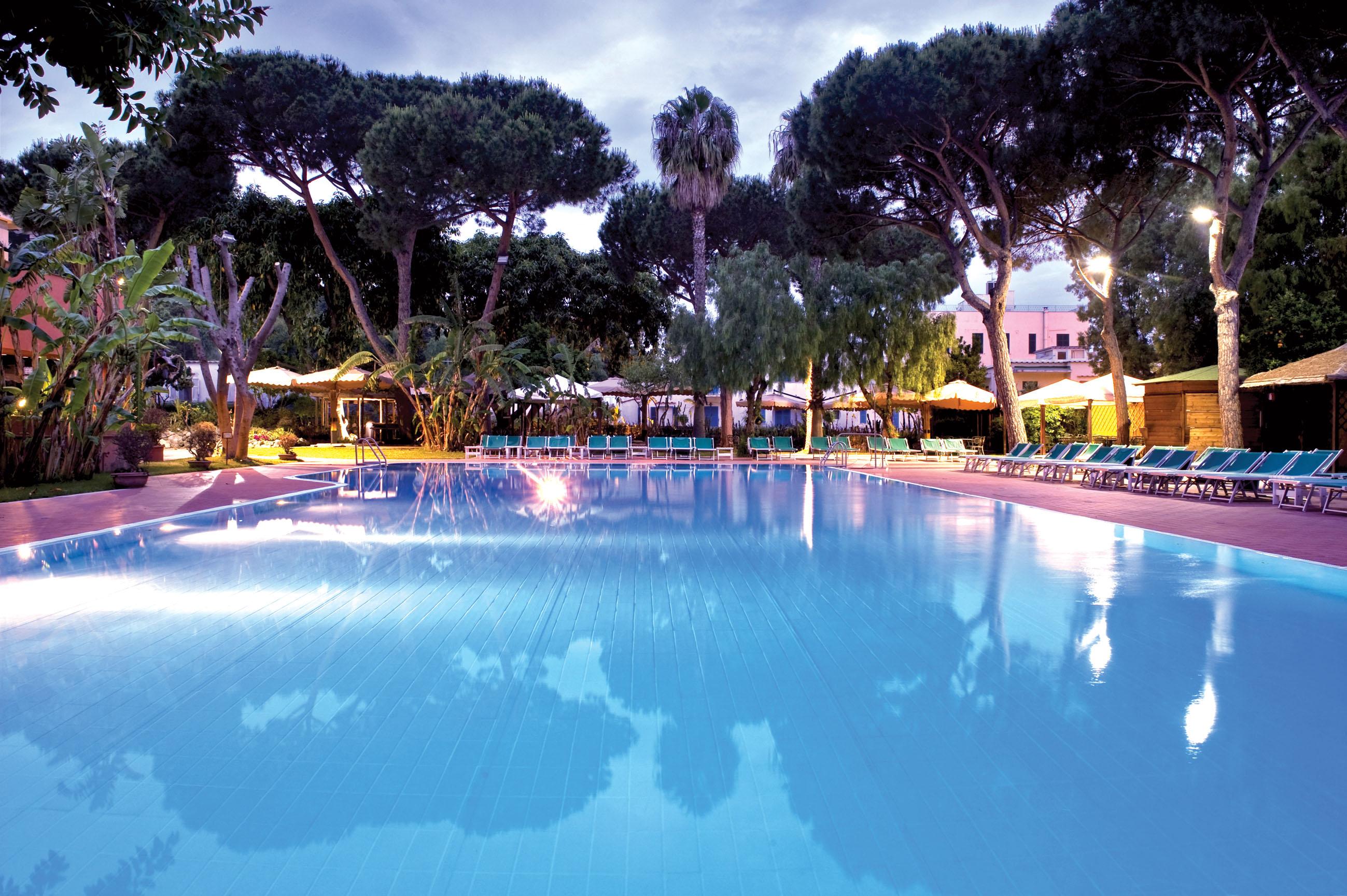 GRAND HOTEL DELLE TERME RE FERDINANDO ISOLA D'ISCHIA (ISCHIA PORTO)