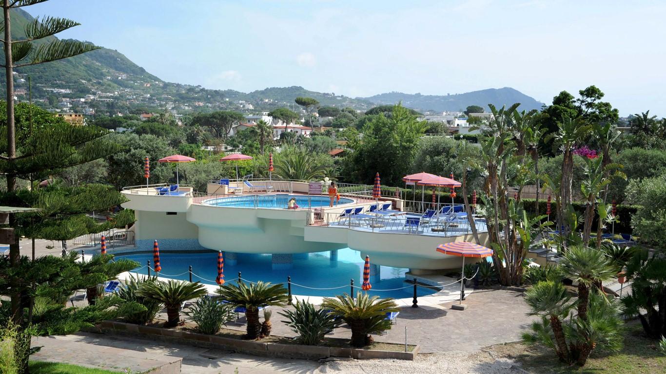 HOTEL ZARO ISOLA D'ISCHIA (FORIO D'ISCHIA)
